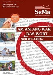 Senioren-Magazin-Hamburg - Juli-August-2021