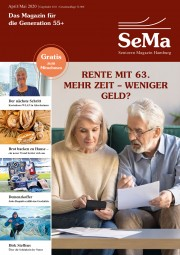 Senioren-Magazin-Hamburg - April-Mai 2020